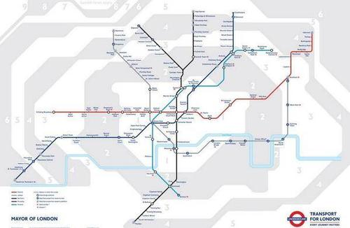 Five London Underground lines -- or parts of them -- will open 24 hours at weekends from 2015