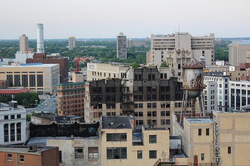 Vista of Detroit. (Photo: Ann Millspaugh via Flickr)