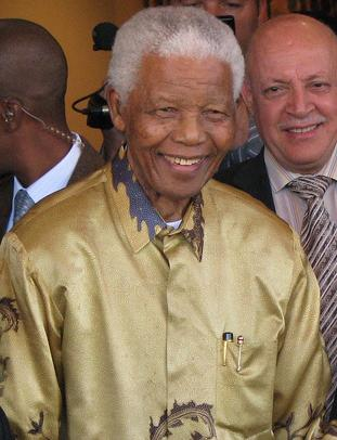 Nelson Mandela, 2008. (Photo: South Africa The Good News via Wikimedia Commons)