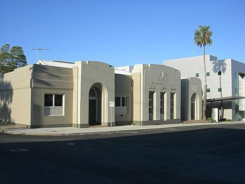 The City of Bunbury municipal building in Bunbury, Western Australia.  (Photo: Photographs by SatuSuro...commons.wikimedia.org)