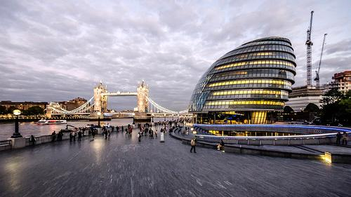 Emulating London's elected assembly, based at City Hall, could help other British cities