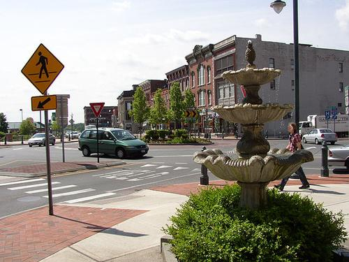 Downtown Glens Falls, N.Y.(Source: JBC3, public domain via Wikimedia)