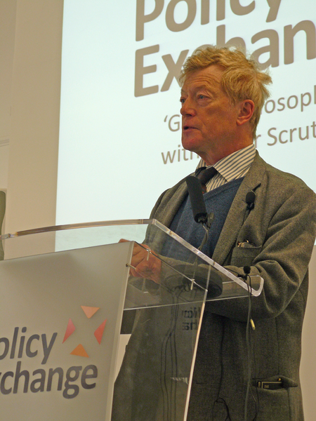 Roger Scruton (Source: Policy Exchange)