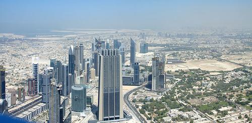 Dubai.(Source: McKay Savage)