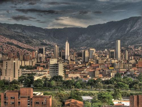 (Medellin, Colombia. Source: David Pena)
