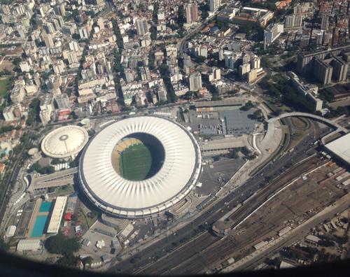 Rio De Janeiro's Maracanã Stadium.(Source: Projjal Dutta)