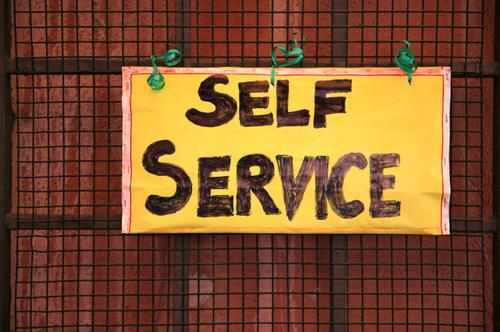 More companies are giving mid-level managers self-service access to BI.