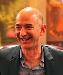 Amazon's Bezos Credit: Wikimedia