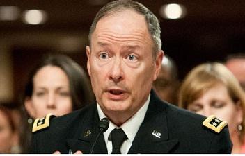NSA Director Keith Alexander.