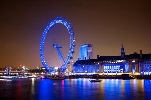 London Eye(Source: Mathew Schwartz)