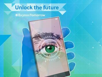A tweet from Samsung last month got the Twitterverse buzzing about whether the Galaxy Note 4, expected to be released this fall, would be equipped with a retinal or iris canner. The tweet mentions a security feature 'unique to us,' and the image shows a smartphone with focus on the user's eye.  Retinal and iris scanning technology have been around a long time. Developed in the 1980s, retinal scanning maps the unique patterns of a person's retina and is one of the most well known biometric technologies, according to Rawlson O'Neil King, a contributing editor at BiometricUpdate.com. Today, it's largely used for physical access applications in high-security environments at top-level government, military, and corrections applications such as the Federal Bureau of Investigation, the Central Intelligence Agency, and NASA. Iris scanning is a newer and less invasive technology than retina scanning, and one that is reportedly being looked at by Apple for new consumer wearable products. Currently, it's used for identity verification by government agencies and facilities such as Amsterdam's Schiphol Airport, where it's used to allow passengers to cross the border without having to produce a passport.