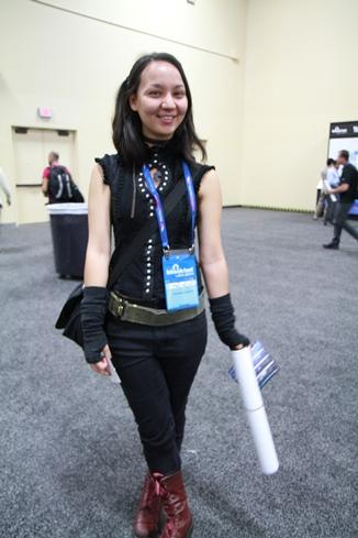 The latest in hacker chic at Black Hat USA.