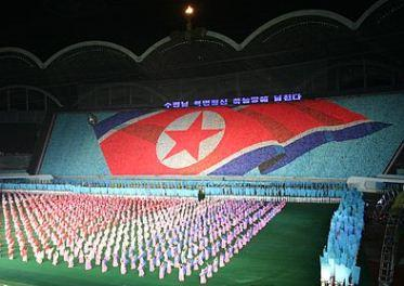 (Image: Michael Day, 'North Korea Is Best Korea,' uploaded by russavia, via Wikimedia Commons)