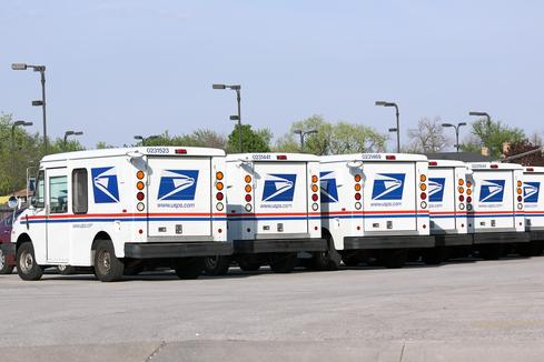 United States Postal Services Intrusion 