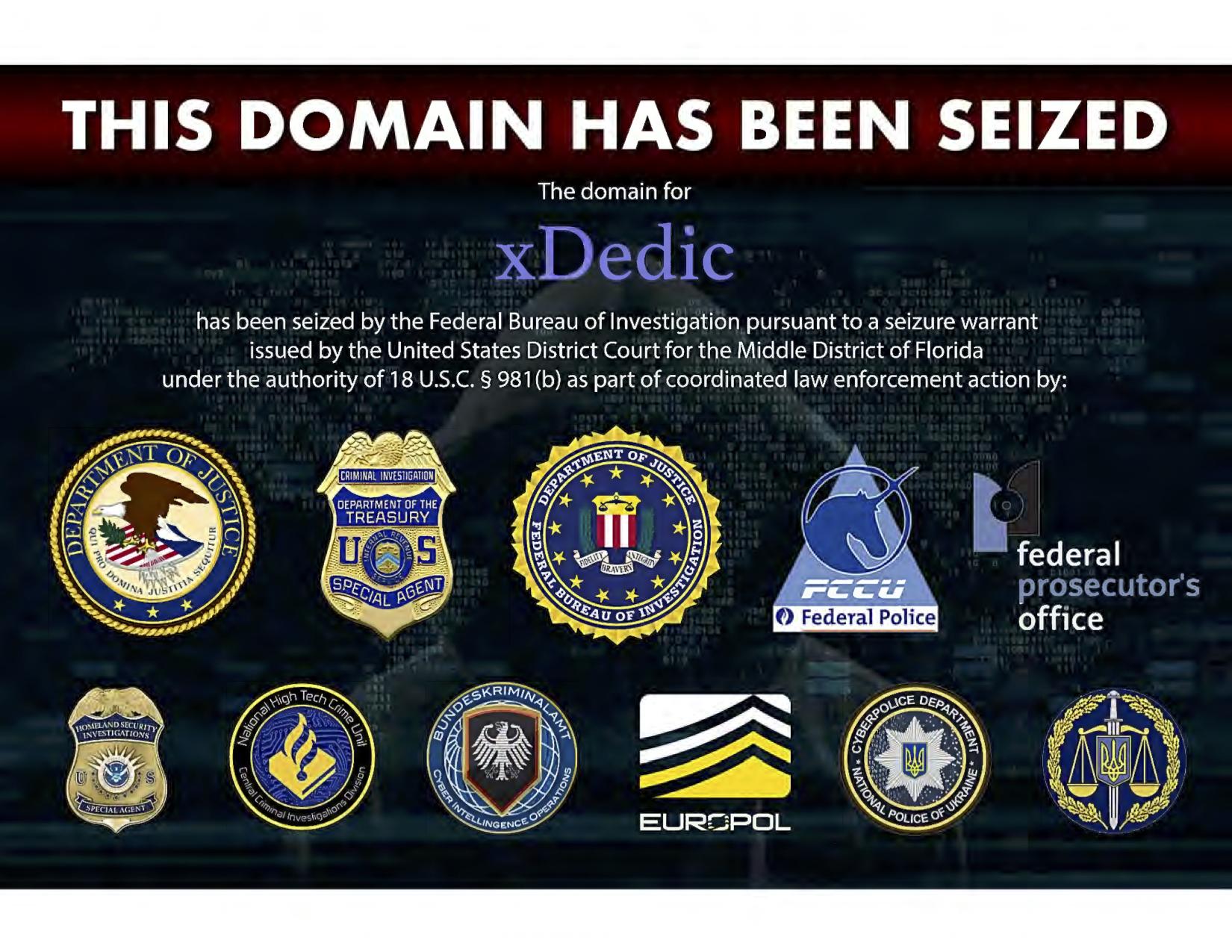 US Law Enforcement Shuts Down Massive Marketplace