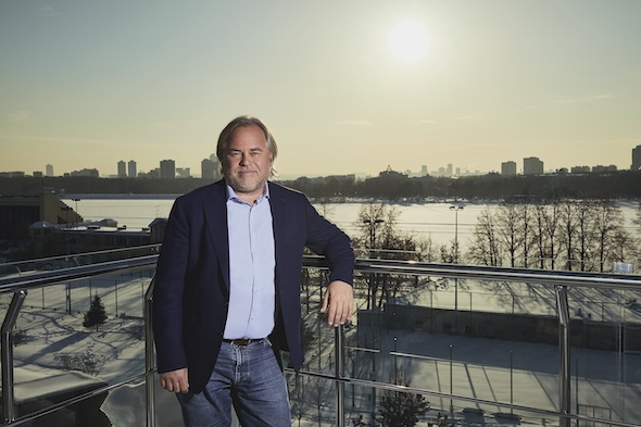 Q&A: Eugene Kaspersky on Tourism, the Pandemic, and Cybersecurity