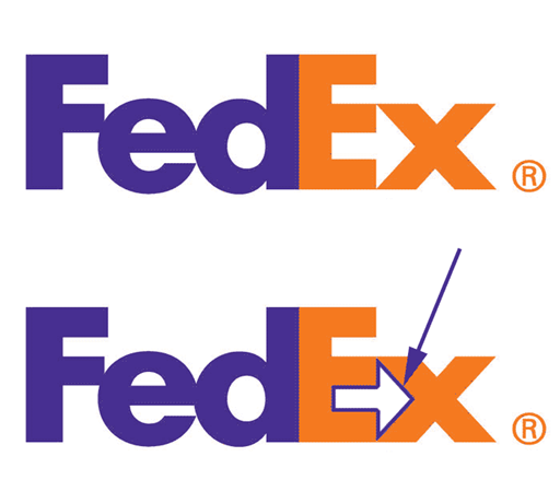 What the FedEx Logo Taught Me About Cybersecurity