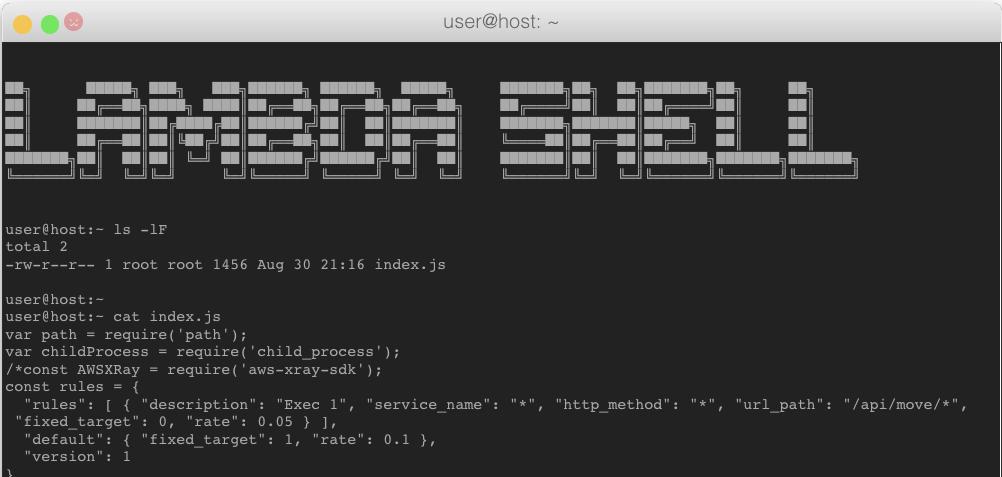 Securing Serverless: Attacking an AWS Account via a