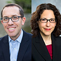 Joram Borenstein & Rebecca Weintraub, General Manager of Microsoft's Cybersecurity Solutions Group & MD, Assistant Professor at Harvard Medical School