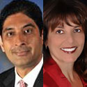 Sundeep Nehra & Dr. Mary Kay Vona, Financial Services Organization, Ernst & Young LLP