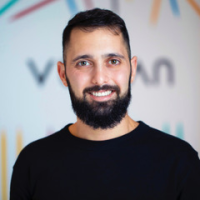 Yaniv Bar-Yadan, Co-founder and CEO of Vulcan Cyber