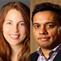 Roselle Safran & Utpal Desai, President of Rosint Labs/Director of Product Management of Bitdefender