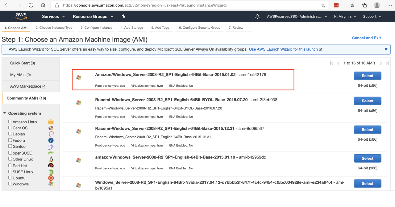 Cryptominer Found Embedded in AWS Community AMI