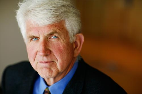 Robert Metcalfe needed something that was fast, and could connect hundreds of computers and span the whole building -- something like a local area network, which he developed in a rudimentary form in 1973 and dubbed Ethernet. The original Ethernet sent roughly a paragraph of data over thick coaxial cable at a distance of one kilometer. Metcalfe shares four patents for Ethernet.   (Source: ericlauritsheadshots.com)