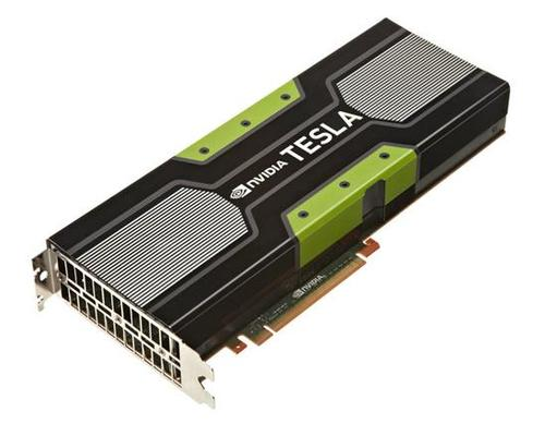 Nvidia coprocessor cards for supercomputers are moving into<br /> IBM Power servers. (Source: Nvidia)