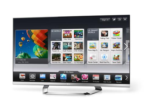 LG Admits Smart TVs Spied On Users