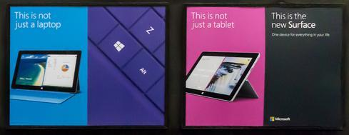 If your want a laptop-tablet hybrid, Windows devices are the most natural choice.