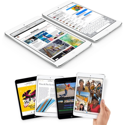 Apple's iPad Mini with Retina Display has won raves from reviewers but carries a steep base price of $399.