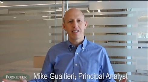 Mike Gualtieri explains Hadoop in a video posted on the Forrester blog.