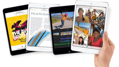Apple iPad Mini.