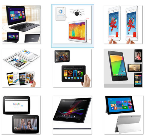 Can't wait for 2014? See 10 Best Tablets Of 2013