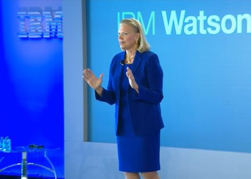 IBM CEO Ginny Rometty.