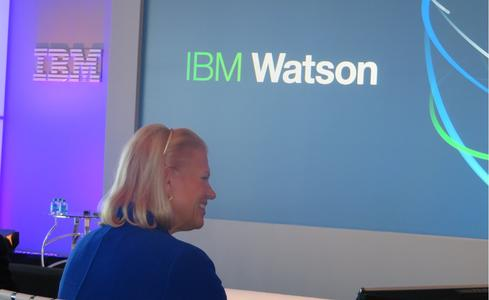 IBM CEO Ginni Rometty is doubling down on IBM's Watson bet with another $1 billion in investment.