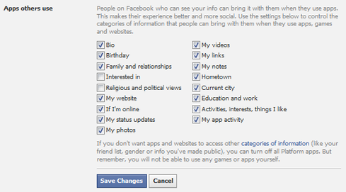 Facebook Privacy Settings: 3 To Check - InformationWeek
