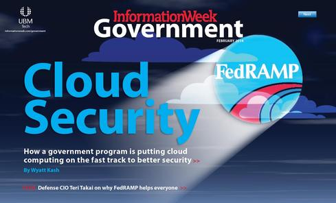 cloud providers align with fedramp security standards - informationweek