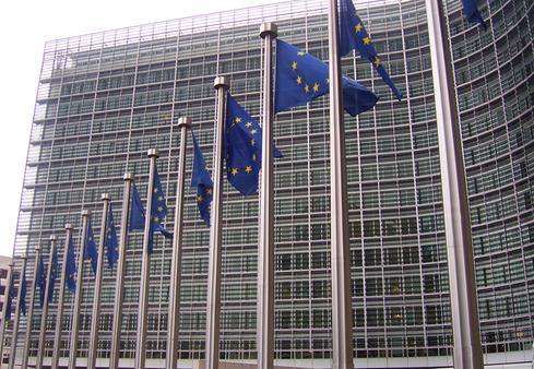 European Commission Headquarters.