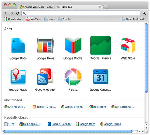 Chrome Apps Come To Android, iOS - InformationWeek