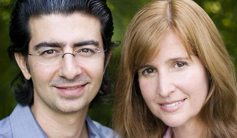 No. 2: Pierre and Pam Omidyar 