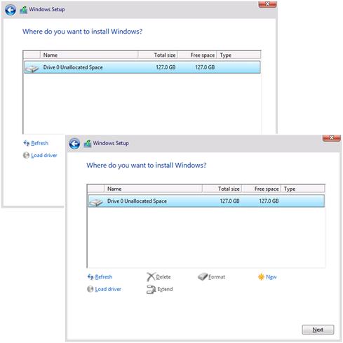 windows 8 upgrade assistant xp