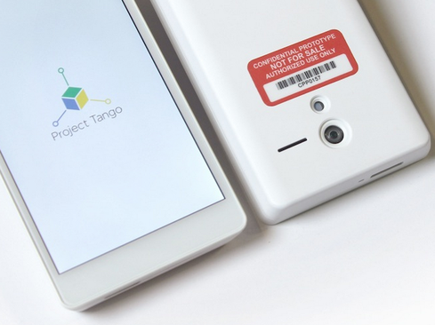 Google's Project Tango Sees All - InformationWeek