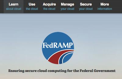 FedRAMP.gov visitors now land on a section of Cloud.cio.gov