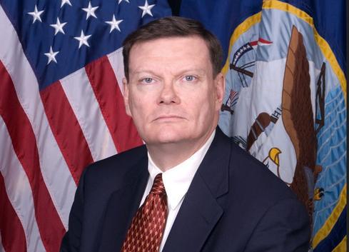 Navy CIO Terry Halvorsen