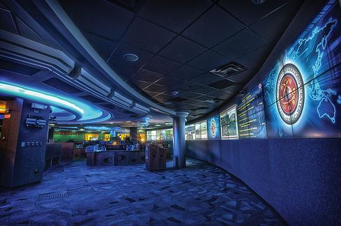 National Security Agency Operations Center.(Source: NSA)