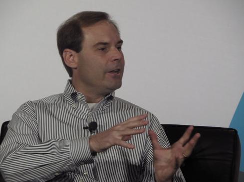Hortonworks CEO Rob Bearden.