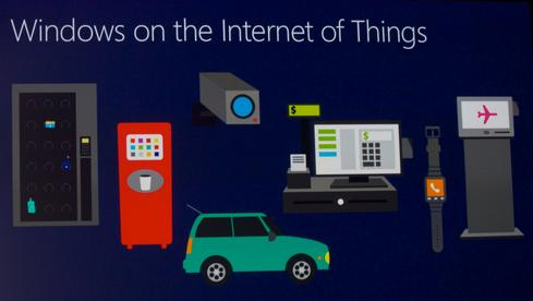 Windows is coming to the Internet of Things.